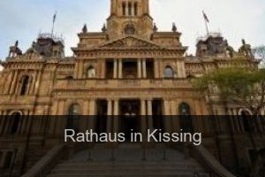 Rathaus in Kissing